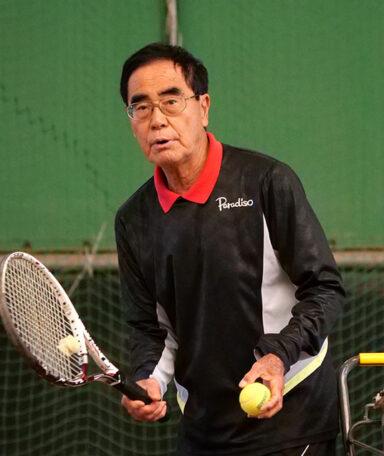 クラージュテニス 高柳 隆二郎